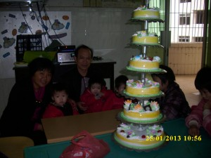 Cake Party 1