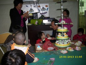 Cake Party 3