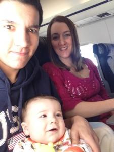3 on plane