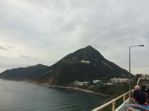 Ocean Park - at least, the half that requires a bucket ride across the mountain to enjoy.