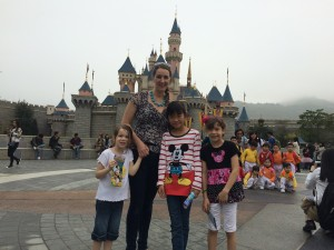 HK Disney, where we are the most common Americans in the past three years!